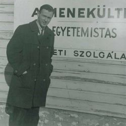 Gary Filerman Collection on Hungarian Refugees of 1956