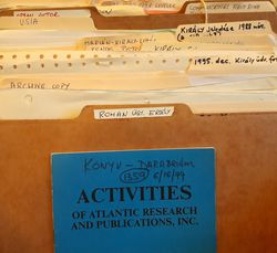 Blinken OSA Acquires the Personal Papers of Peter Pastor