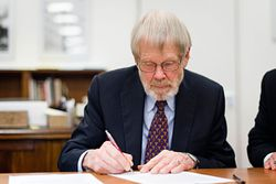On the passing of A. Ross Johnson, former Director of RFE/RL