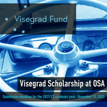 VISEGRAD SCHOLARSHIP AT OSA!