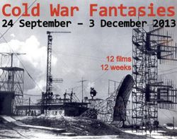 cold war fantasies