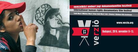 13th Verzio Human Rights Documentary Film Festival