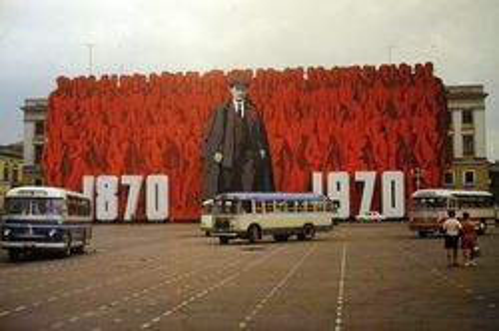 When Gagarin Was Still at School. The Mesmerizing World of Soviet Film Propagan