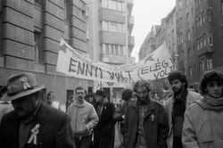 1989: lesz-e? – A harminc évvel ezelőtti eseményekre emlékezünk
