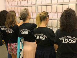 1989 from a Different Angle – Storytelling as a Community Building Mechanism