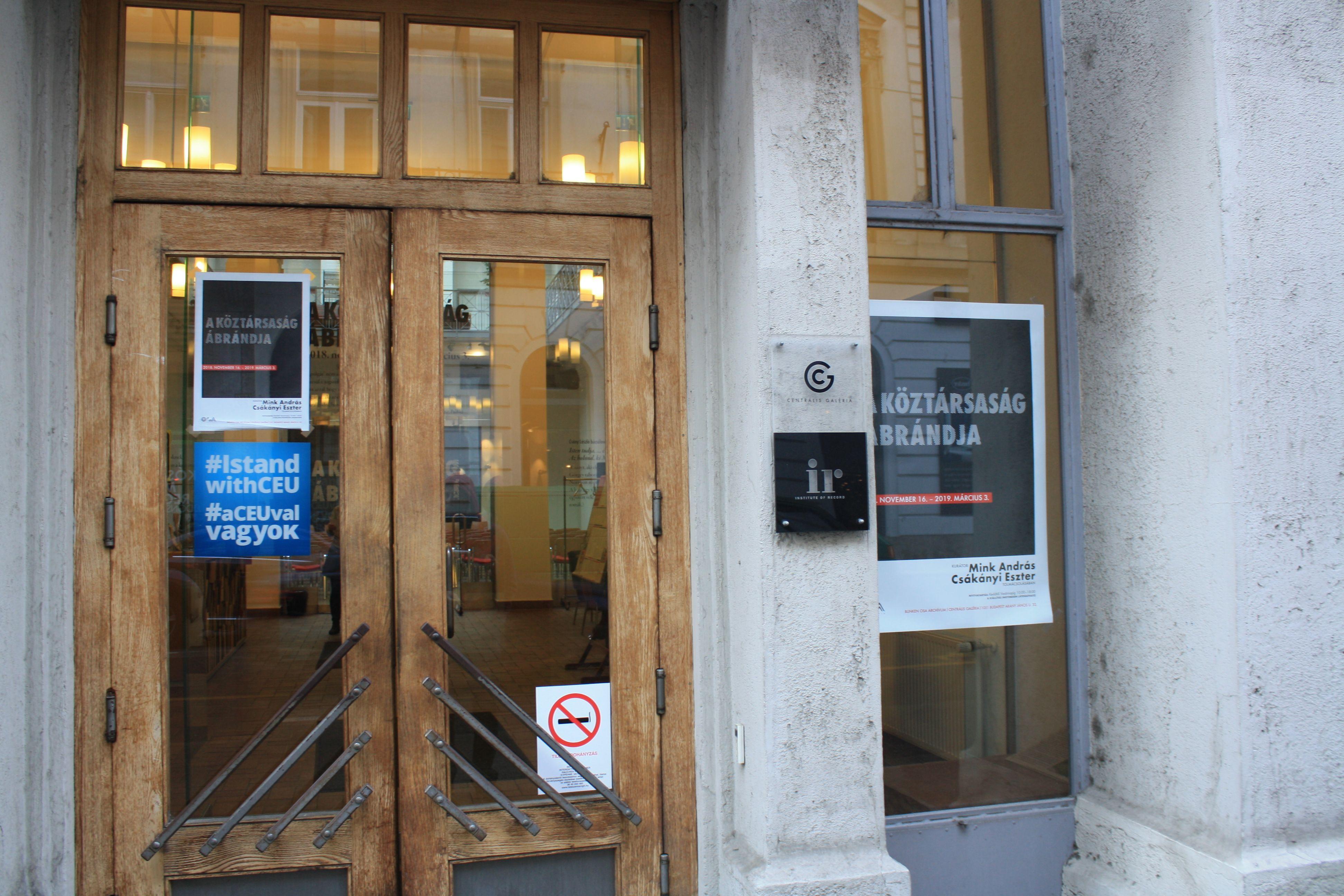 Blinken OSA Operates in Budapest