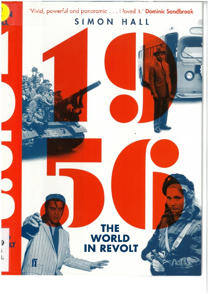 1956, The World in Revolt - Book Launch