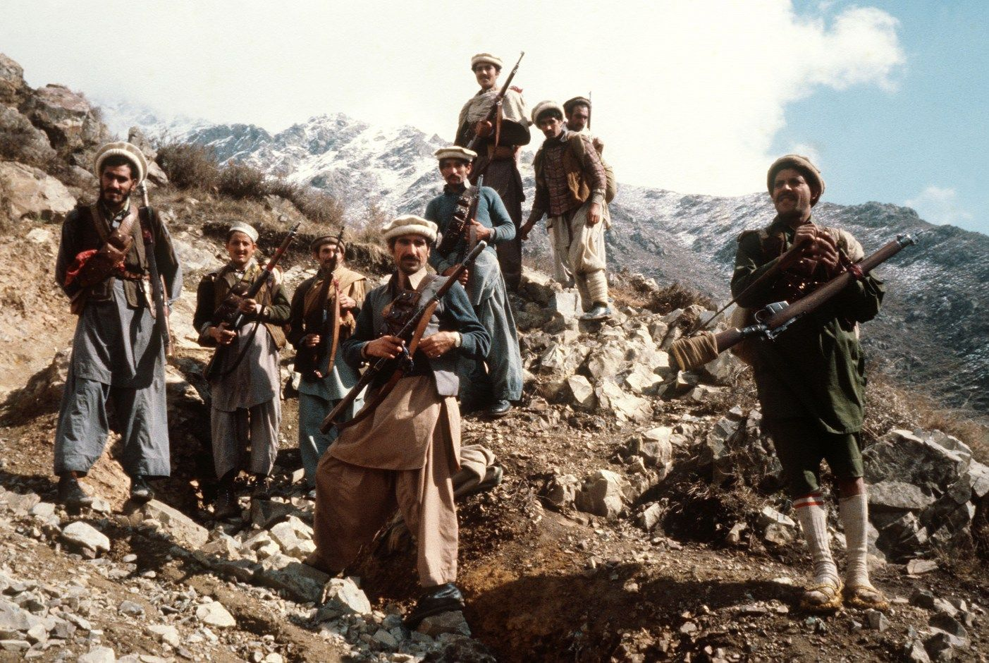 Afghanistan, Graveyard of Empires: The Soviet War